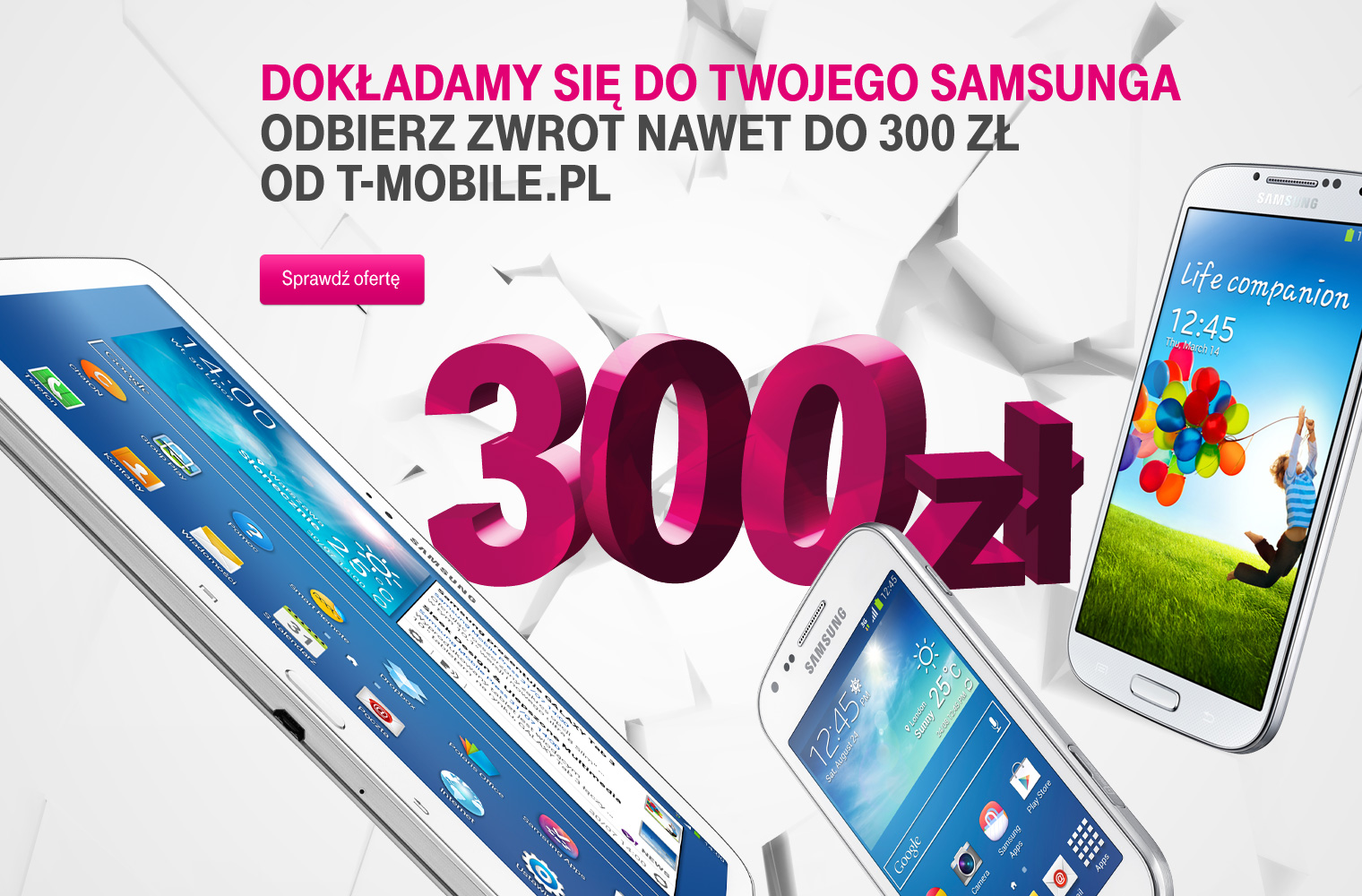 Rabaty do T-Mobile